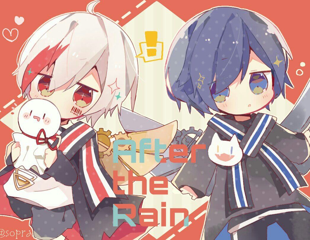 After The Rain アニメチビ