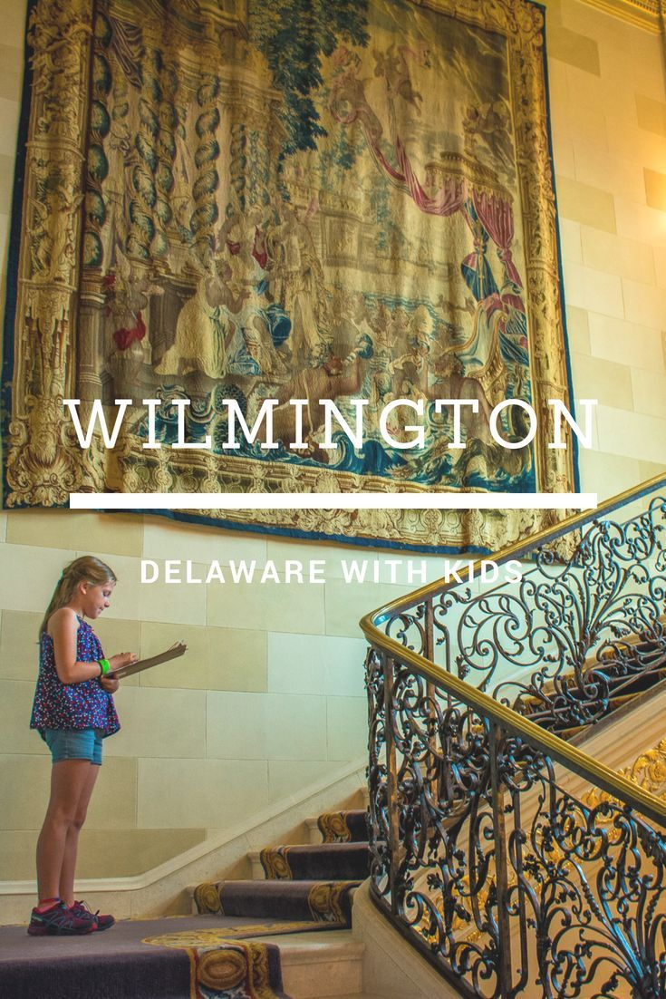 Fun Things to Do in Wilmington, Delaware with Kids is part of garden Kids Things To Do - Wilmington has historic mansions with beautiful gardens, riverside miniature golf, and museums to interest the whole family  It is the perfect Philly day trip!