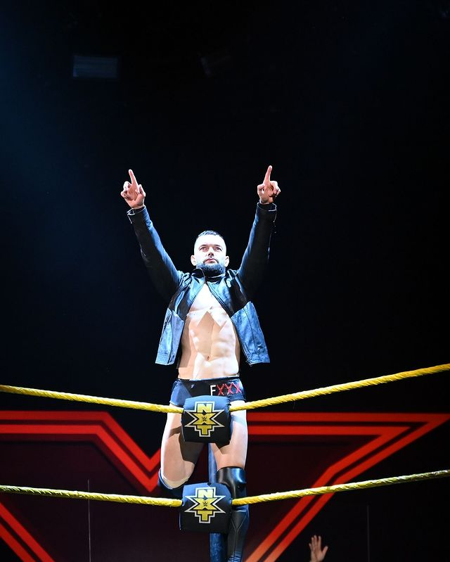 Wwe United Kingdom No Instagram Want A Glimpse Of Royalty Ahead Of Sunday The Prince Finnbalor Is Back In Action Tonight On Nx In 2021 Finn Balor The Unit Wwe
