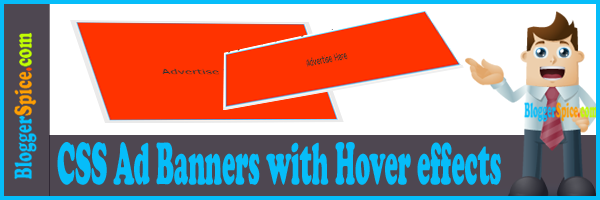 CSS Ad Banners with Hover effects | Blogging | Banner, Seo