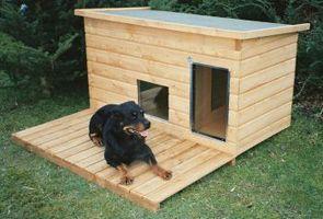 Pin On Dog House