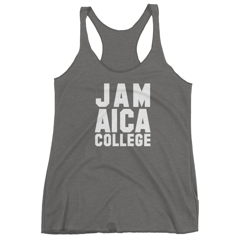 c264ca23951bdd Patriotic Clothing · Mom · Jamaica College Penn Relays Fan Women s  Racerback Tank Top Workout Tank Tops
