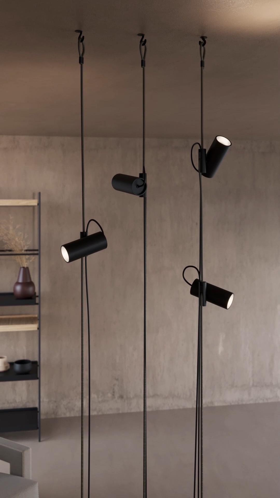 Cima, design by Marco Dessí, 2021, Floor Lamp