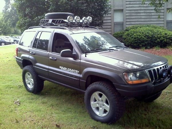 Lifted Jeep Liberty Ok I Have The Jeep Now I Have To Make It