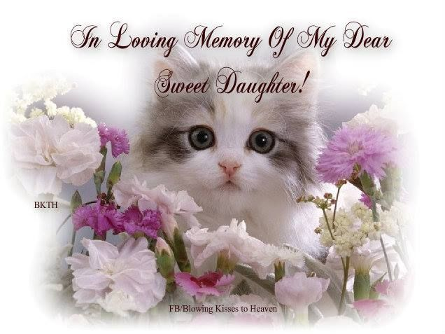 Missing My Daughter In Heaven My Daughter My Angel I Miss You