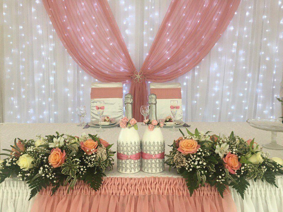 Оформление свадеб подольск