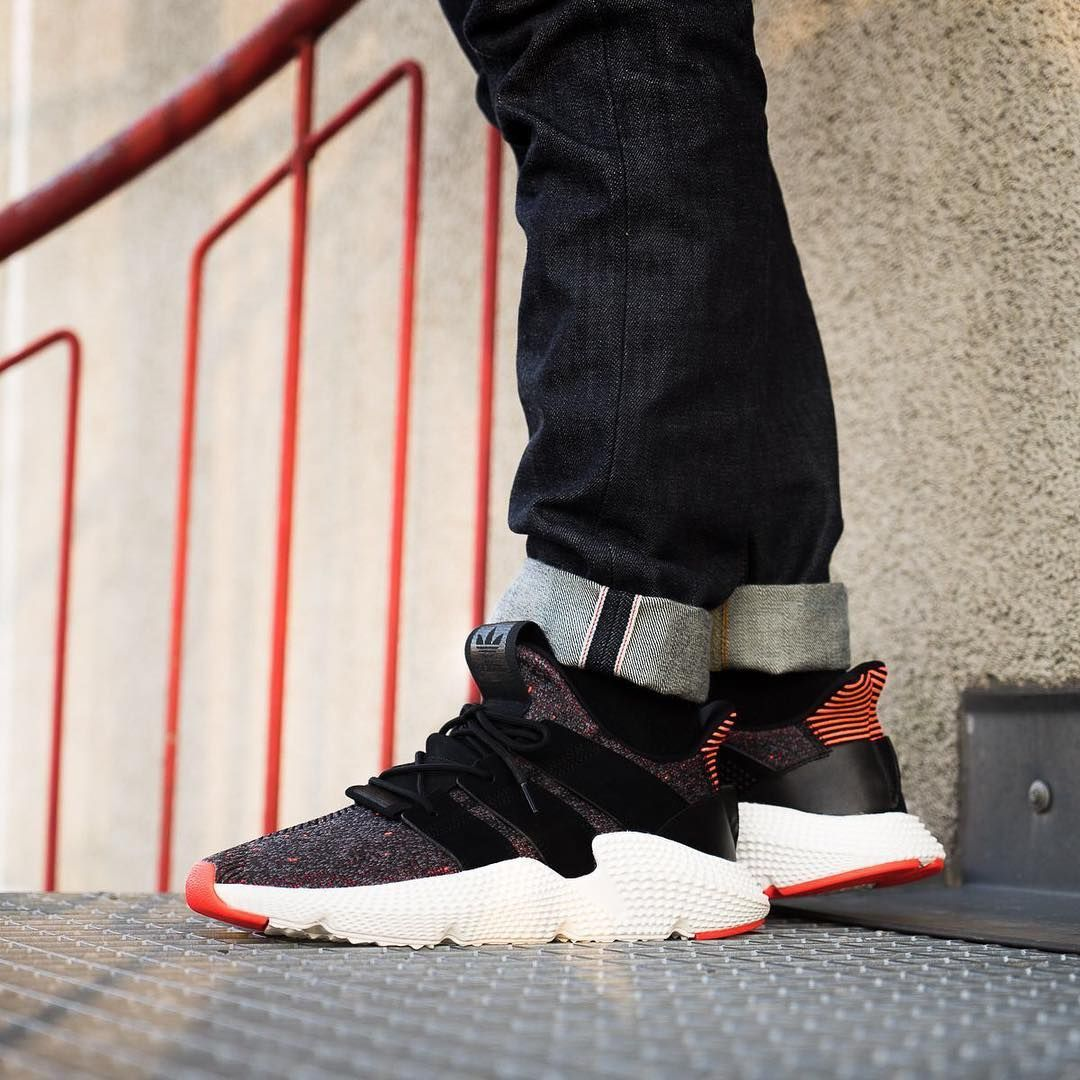 dfbb58a9e3f The best drop for tomorrow ! The  adidasoriginals Prophere is a new  silhouette and