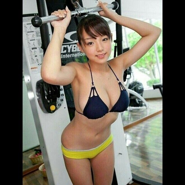 The Fine Asian Woman On