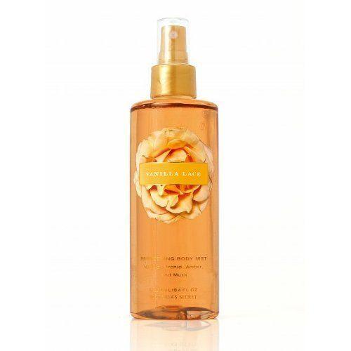 1e30d4d94d Victorias Secret VANILLA LACE Silkening Body Splash 8 FL OZ     Click image  for more details.