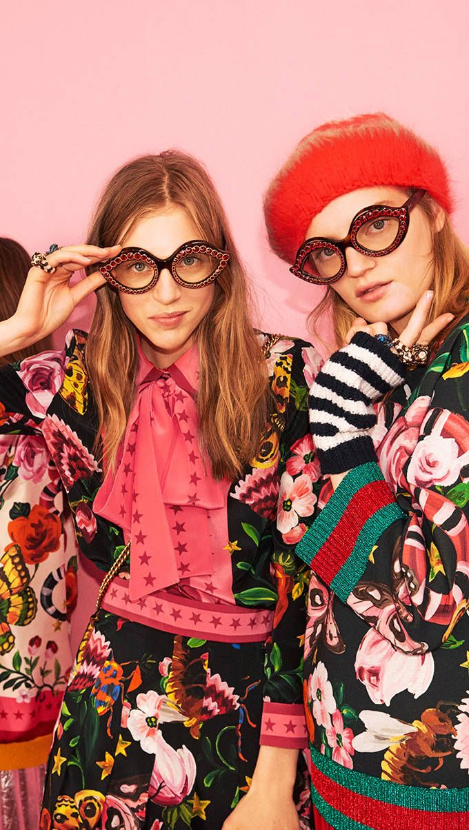 Gucci | How To Wear Prints & Patterns | Clashing | Mixing ...