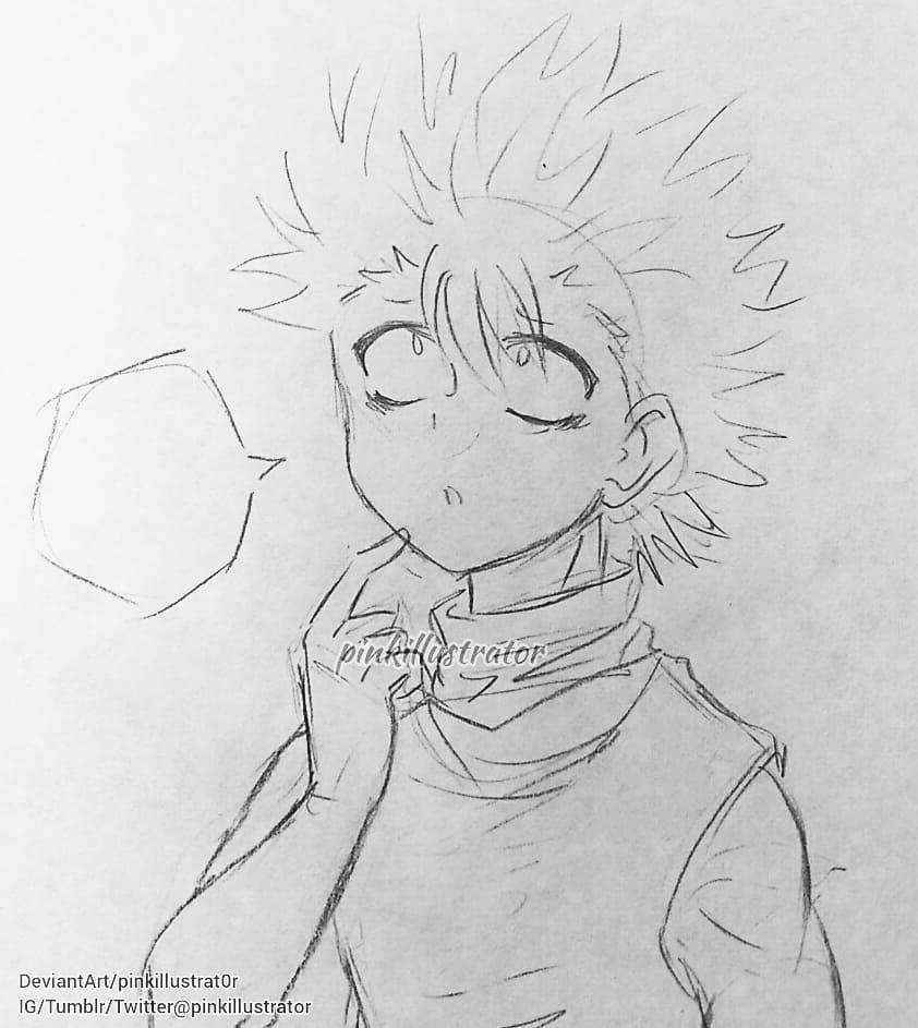 Zzigg Zoldyck Hunter X Hunter Manga Love Hunter X Hunter Art