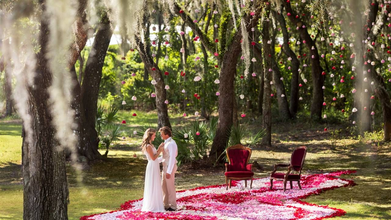 Four Seasons Resort Orlando At Walt Disney World Eases The Worry Of Wedding Planning With Our Specially Conceived Packages
