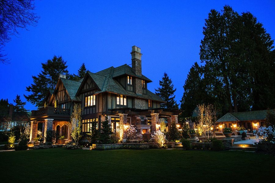 Celebrity Homes in British Columbia ...