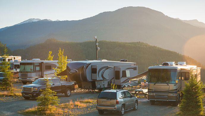 About The Park Whistler Rv Park And Campground Whistler Bc Canada Kanada