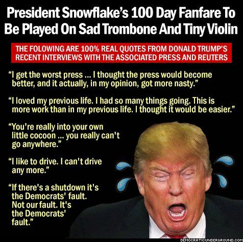 President Snowflake (With images) | Real quotes, Thoughts ...