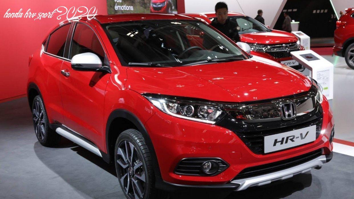 Honda Hrv Sport 2020 in 2020 Honda hrv, Honda, Hrv