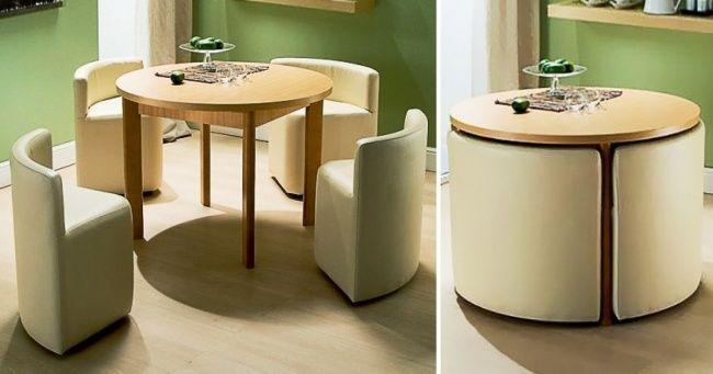 12 Asombrosos muebles minimalistas ahorradores de espacio que ...