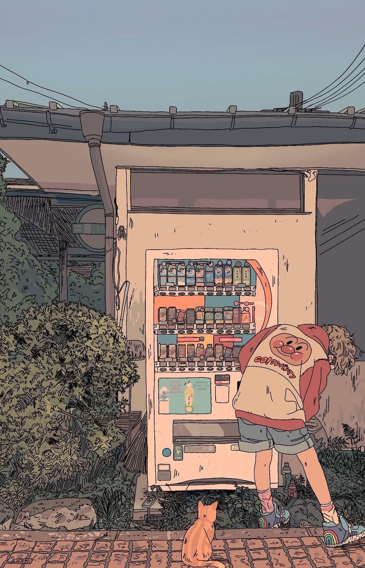 - Anime