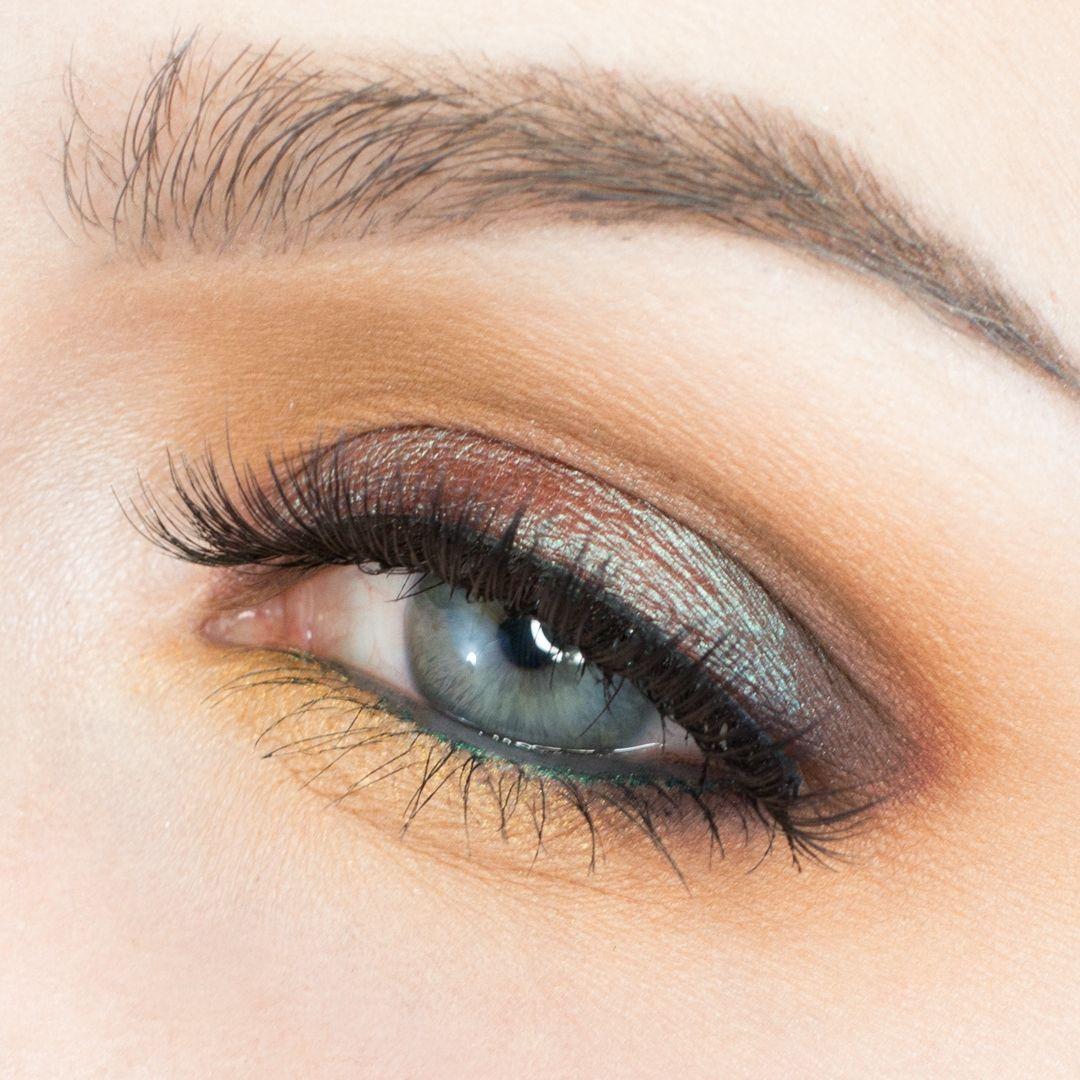 Makeup Geek Manny MUA Palette + Mustard Eyeshadow Tutorial
