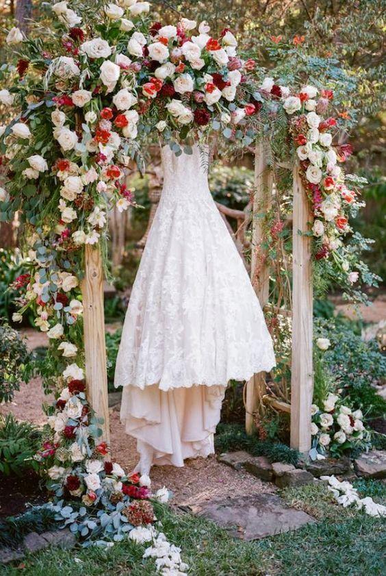 Wedding dress idea via Archetype - Deer Pearl Flowers / http://www.deerpearlflowers.com/wedding-ceremony-decor/wedding-dress-idea-via-archetype/