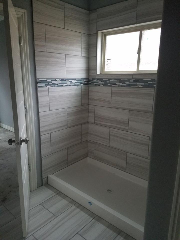 Shower For Hogsrok Builders Designed By Josh Amp Betty At Rb