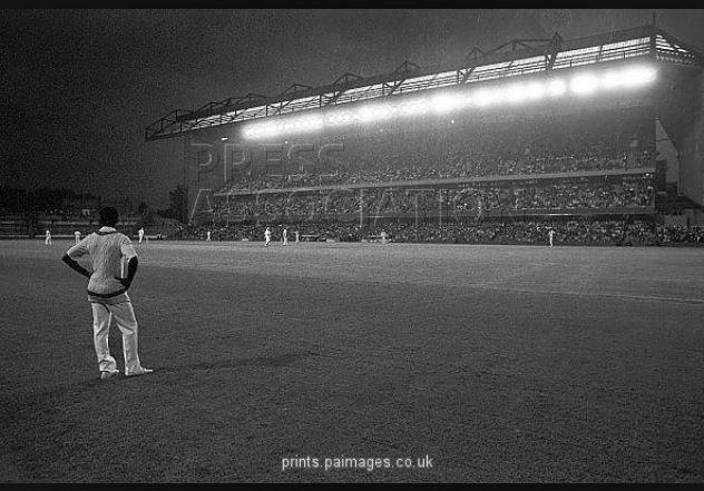 Cricket At Stamford Bridge Stamford Bridge Chelsea Football Club Cricket Match