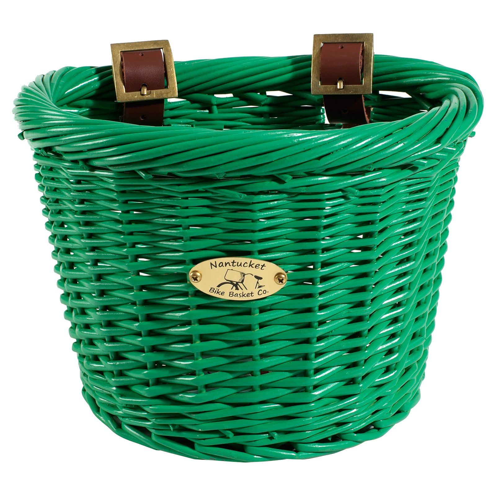 Nantucket Bike Basket Co Gull Amp Buoy Child D Shape Basket