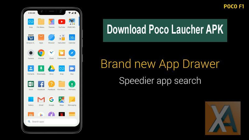 Download Poco Launcher APK and Wallpapers for Xiaomi