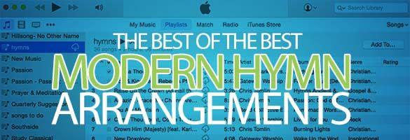 Modern Hymn Arrangements | Church Leader Lab | Modern