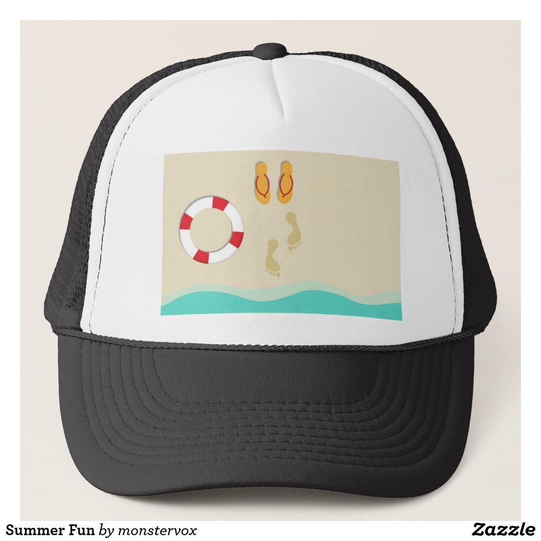 bd4c73c2 Yoga Trucker Hat | Zazzle.com | My Zazzle Products at  zazzle.com/monstervox* | Hats, Yoga, Cap