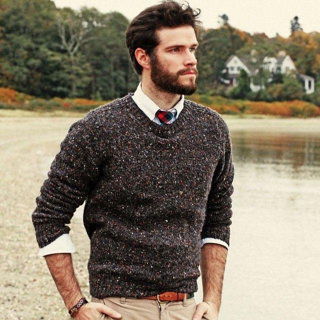 Epingle Par Jason Lee Sur Mens Knit Pinterest Mode Homme Mode