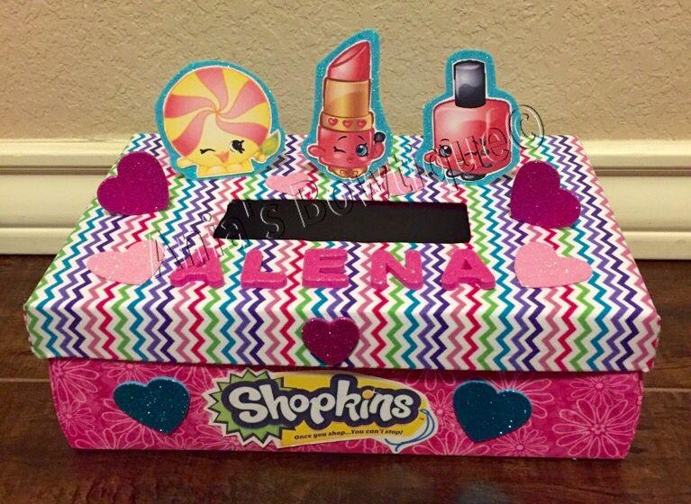 Shopkins Valentines Box   Valentines   Pinterest   Shopkins ...