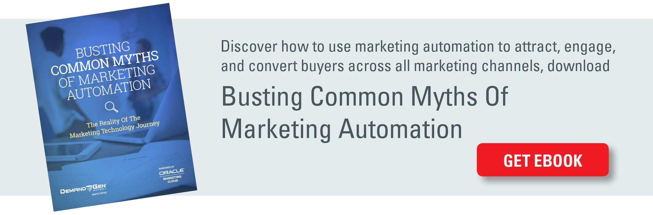 The Mystery of Marketing Automation Solved | Internet