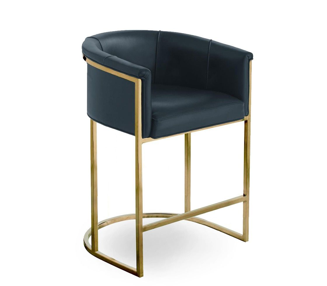 Perfect Art Deco Bar Stool   Style Matters