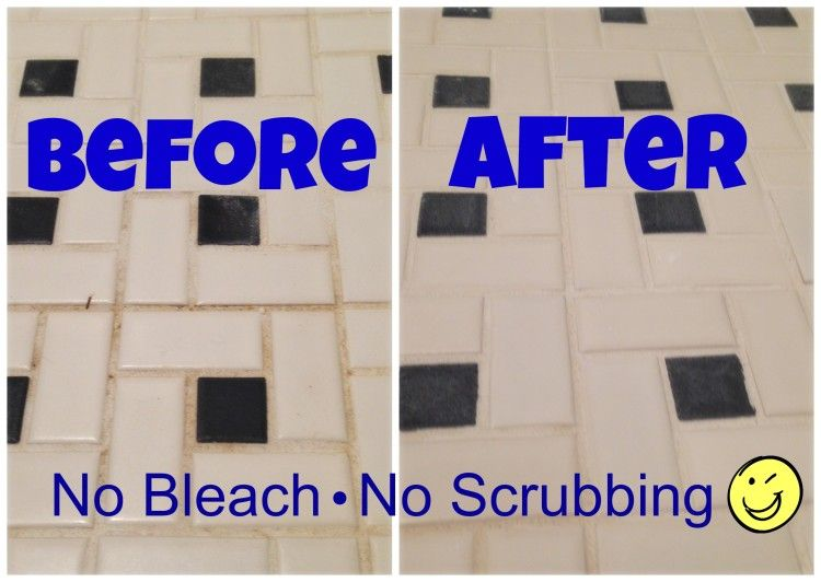 Clean And Whiten Tile Grout Without Bleach With Images Clean Shower Grout Shower Tile Cleaner Remove Mold From Shower