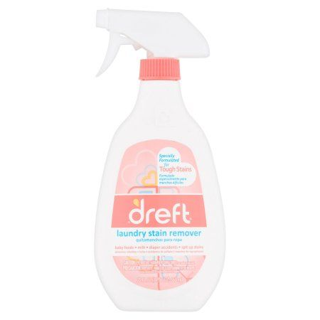 photo relating to Dreft Printable Coupon named House Principles kid products and solutions Laundry stain remover