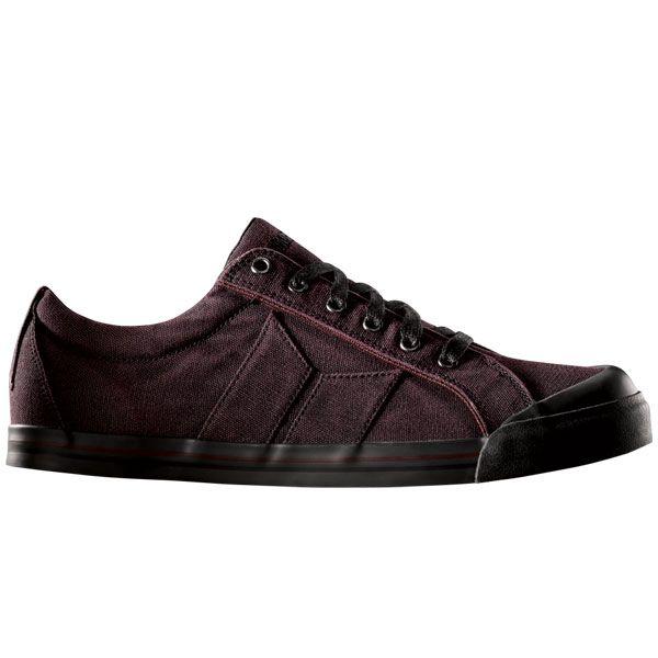 Macbeth Eliot Premium Shoes Black/Ox Blood   Shoes mens ...