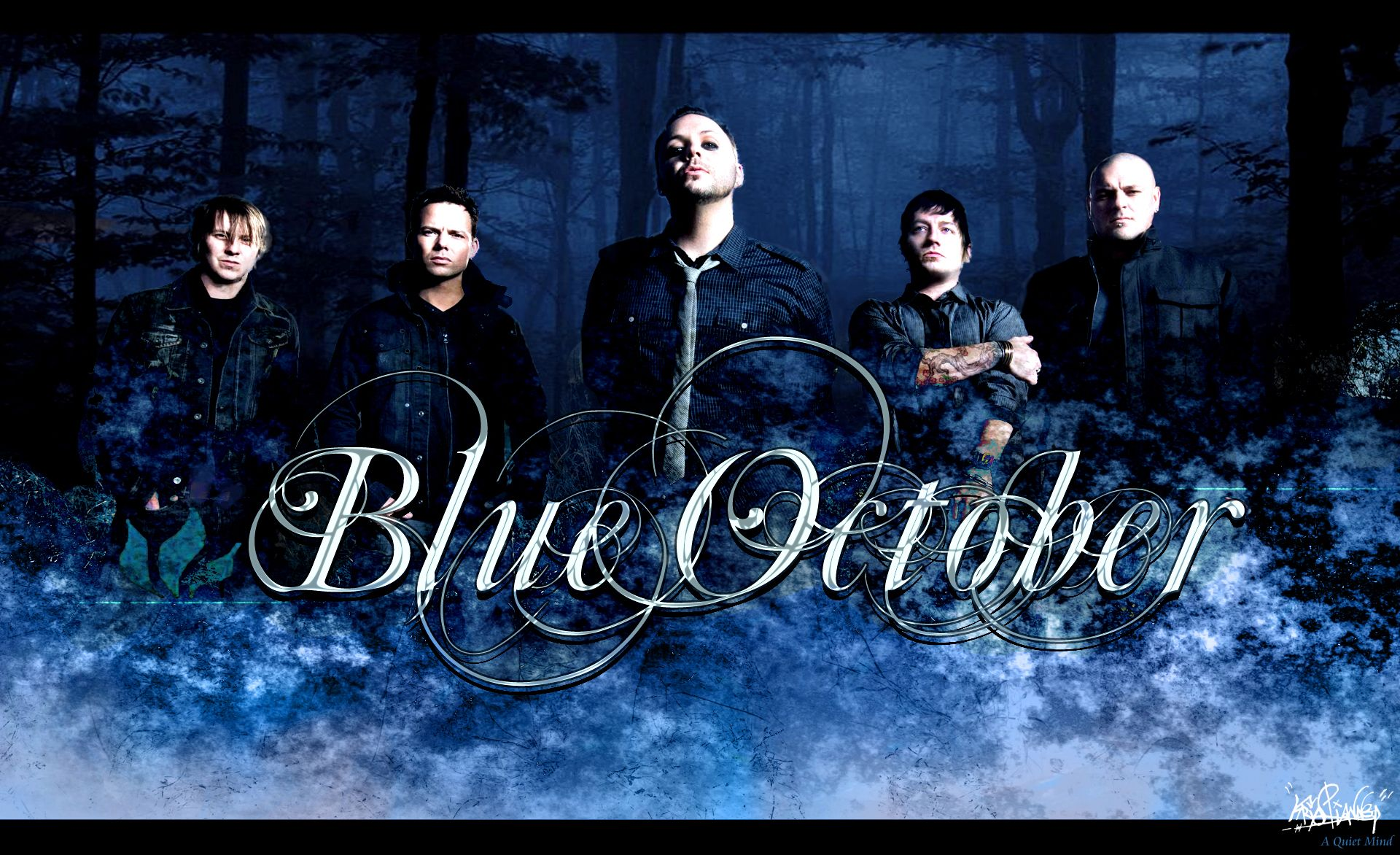 Pin By Laurie Balboni On Blue Love Blue October Guitar
