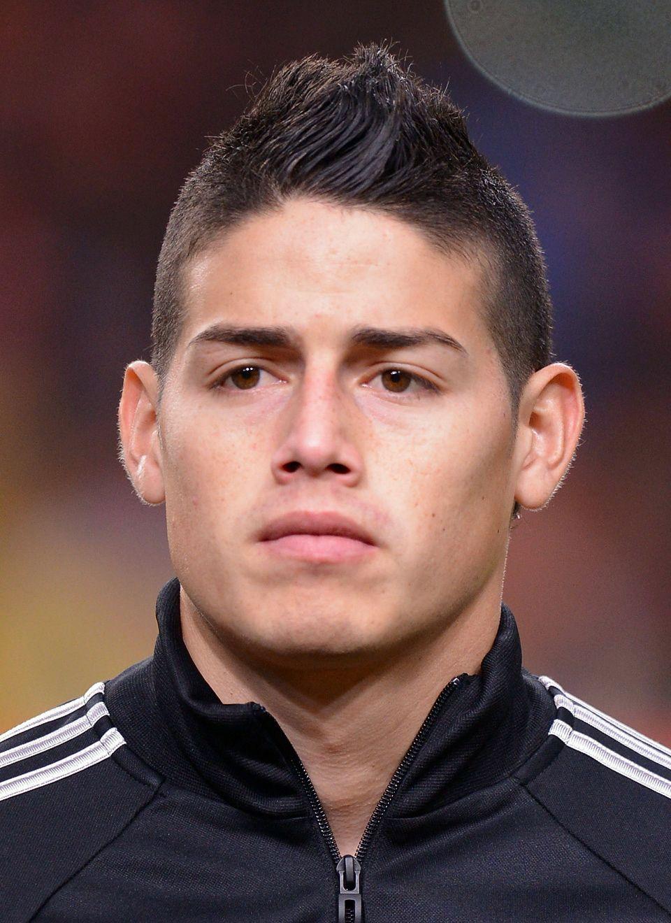 El Colombiano James Rodriguez Nuevo Sex Symbol Del Real Madrid