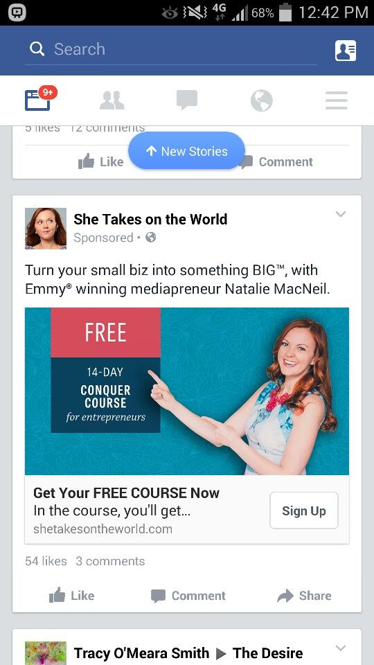 Free Course Facebook Ads Examples Fb Ads Make Money Blogging