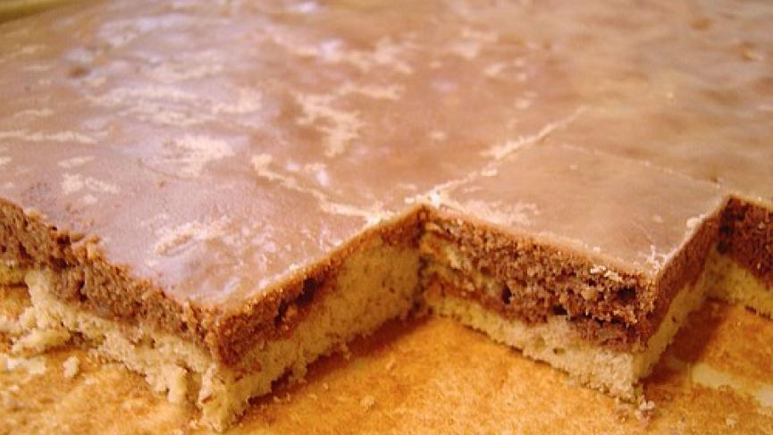 Baileys-Blechkuchen #sweetpie