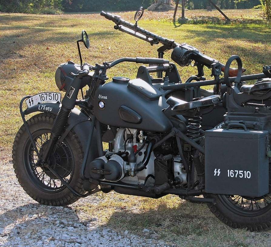 Military motorcycle, Motorcycle sidecar, Army motorcycle