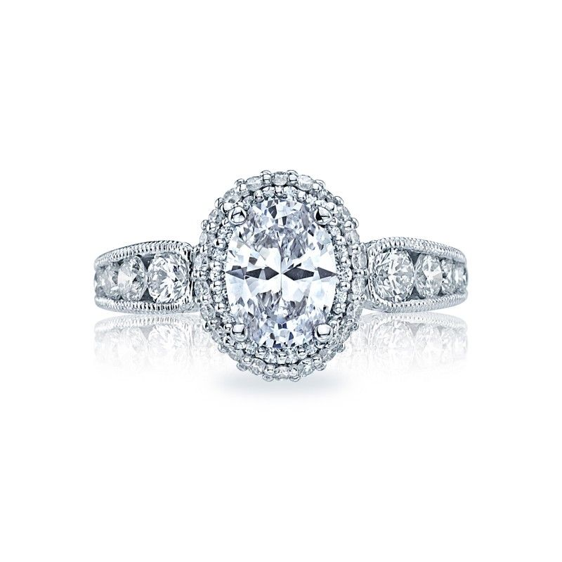 Style# HT2521OV8X6 - Blooming Beauties - Engagement Rings - Tacori.com