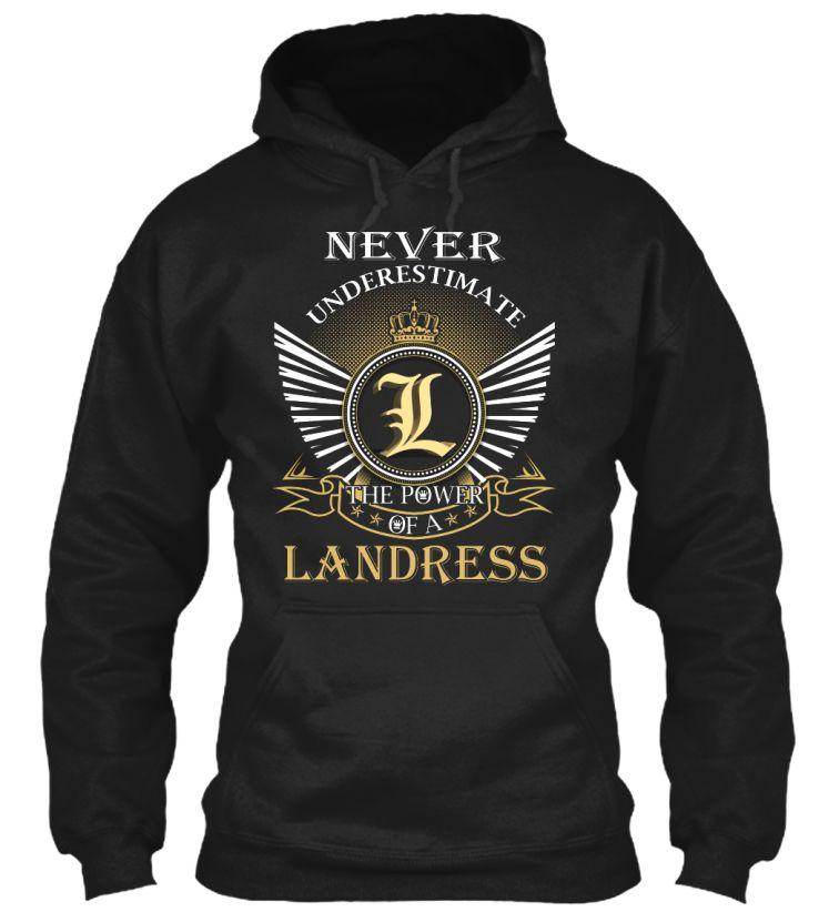 LANDRESS - Never Underestimate #Landress
