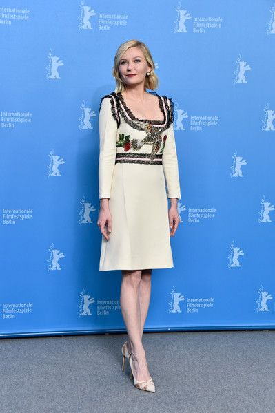 Kirsten Dunst in Gucci - 'Midnight Special' Photo Call - 66th Berlinale International Film Festival - Zimbio