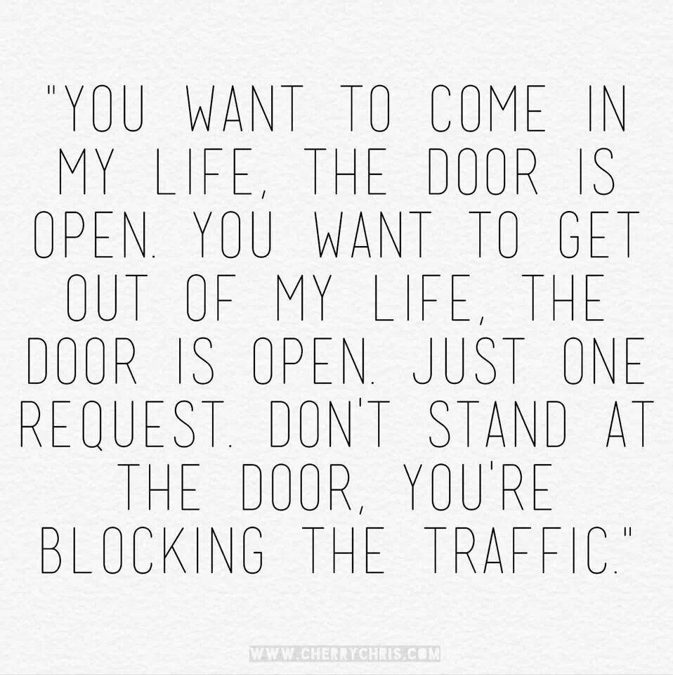 Quieres entrar  ami vida?