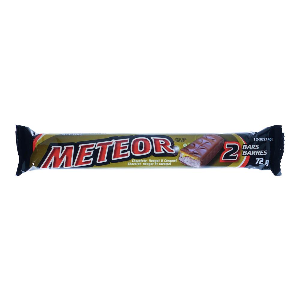 Meteor Chocolate Bars 2pk Dollarama Candy Bar Bar Chocolate