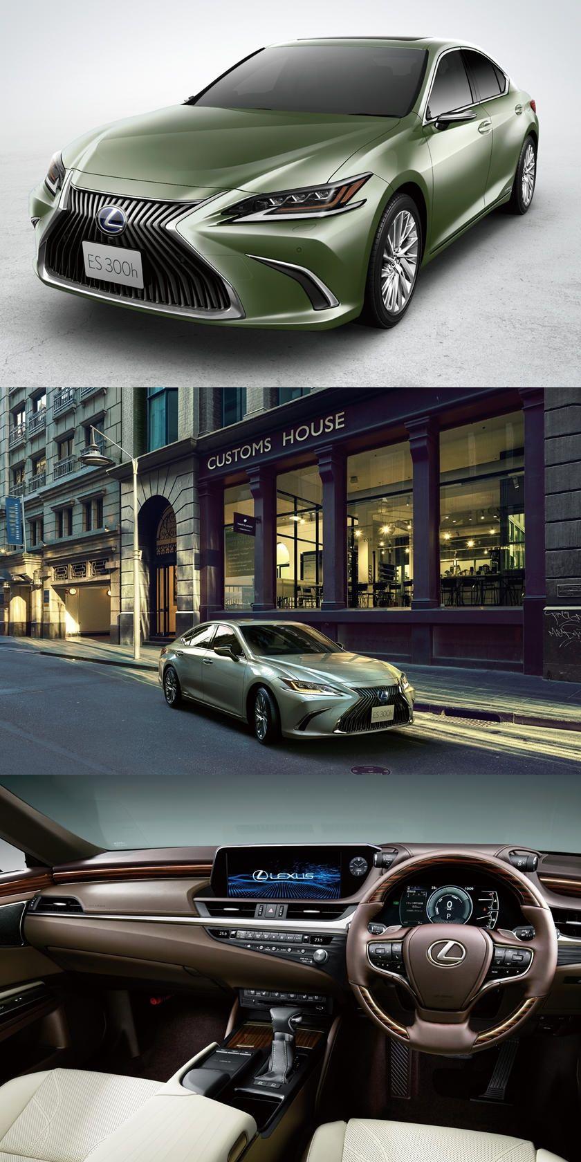 2021 Lexus Es Hybrid Is Even More Efficient Than Before A New Lithium Ion Battery Has Been Introduced Lexus Es Lexus Lexus 350