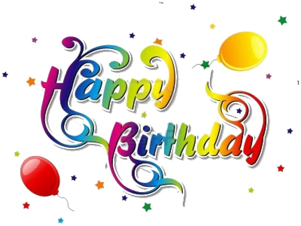 happy birthday png | Happy Birthday 6/5! - Happy Birthday