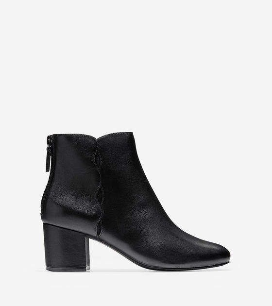 a2a31c0c522 Indra Grand Bootie (55mm) | Products | Booty, Cole haan, Black